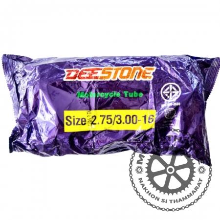 Deestone ยางใน 275/300-18 สีม่วง